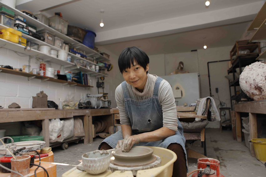 Akiko Hirai Ceramic Artist Hackney Magazine