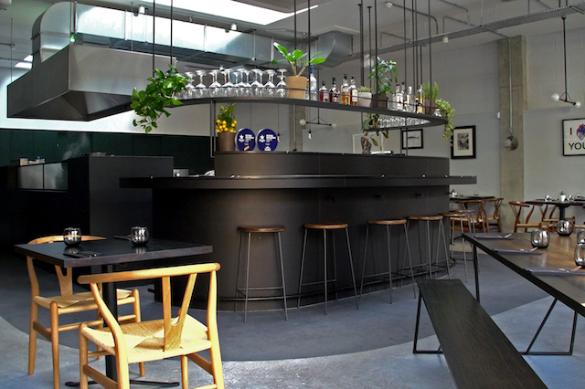 bf11a752a8 Tom Brown's fish restaurant Cornerstone Hackney Wick